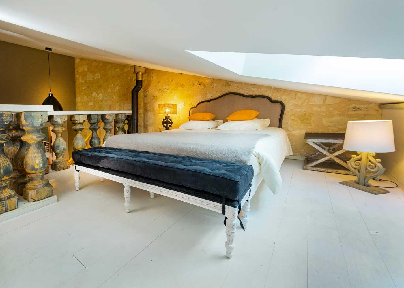 chambre-mezzanine-maison-metayer
